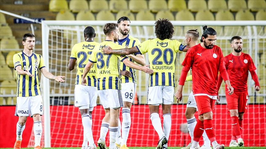 Fenerbahçe KUPAYA İYİ BAŞLADI!