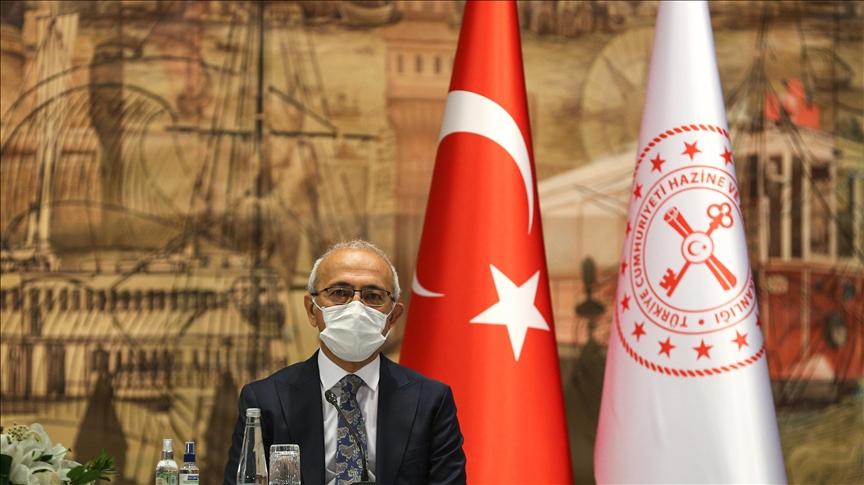 Elvan: TÜSİAD heyetiyle verimli bir toplantı oldu