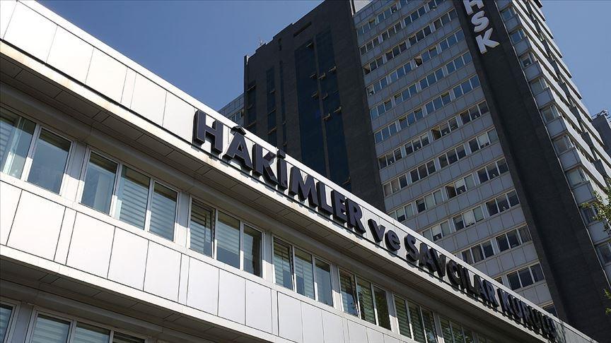 HSK İrfan Fidan ve Yüksel Kocaman'ın aralarında bulunduğu 11 hakim ve savcıyı Yargıtay'a üye seçti