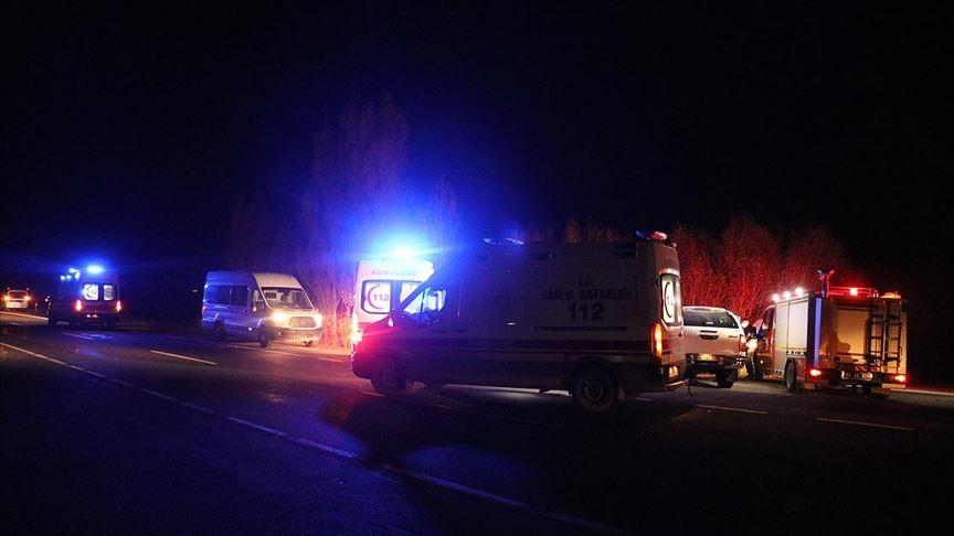 Tunceli'de patlayıcı imhasında yaşanan patlamada 4 asker yaralandı