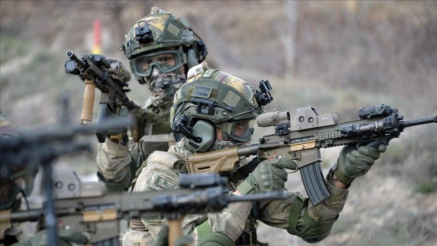Son bir ayda düzenlenen 34 operasyonda 80 terörist etkisiz hale getirildi