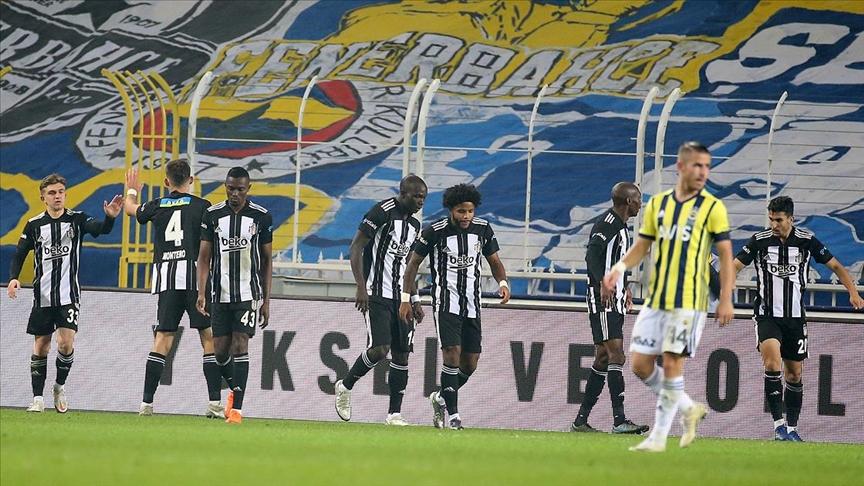 Derbide kazanan taraf Beşiktaş oldu!