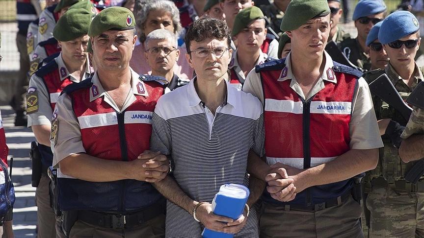 Akıncı davası sanıkları cezasız kalmadı / FETÖ'nün sivil imamı Harun Biniş