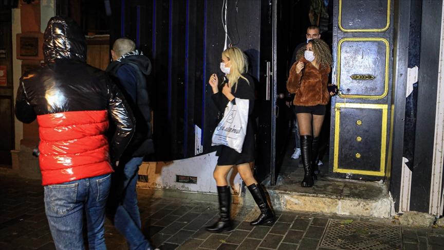 İstanbul'da izinsiz eğlenceye 120 bin lira para cezası
