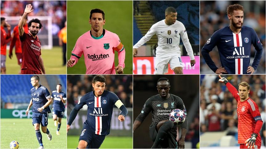 UEFA Yılın 11'i adayları açıklandı!