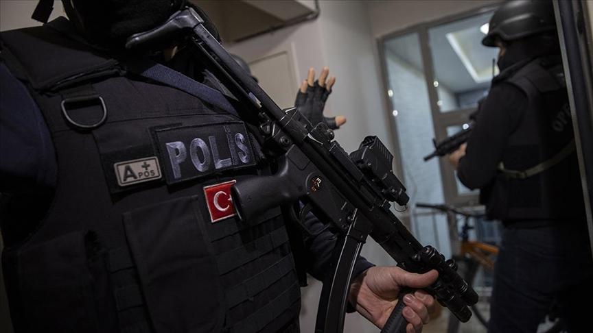 İstanbul'da terör örgütü DEAŞ operasyonunda çok sayıda kişi gözaltına alındı