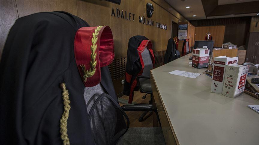 HSK'nin 13 hakim ve savcıyı meslekten ihraç kararı Resmi Gazete'de