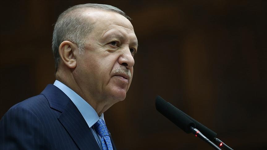Erdoğan: Hayatın tüm alanlarında yer alan engelli kardeşlerimiz nice başarılarla bizleri gururlandırmaktadır