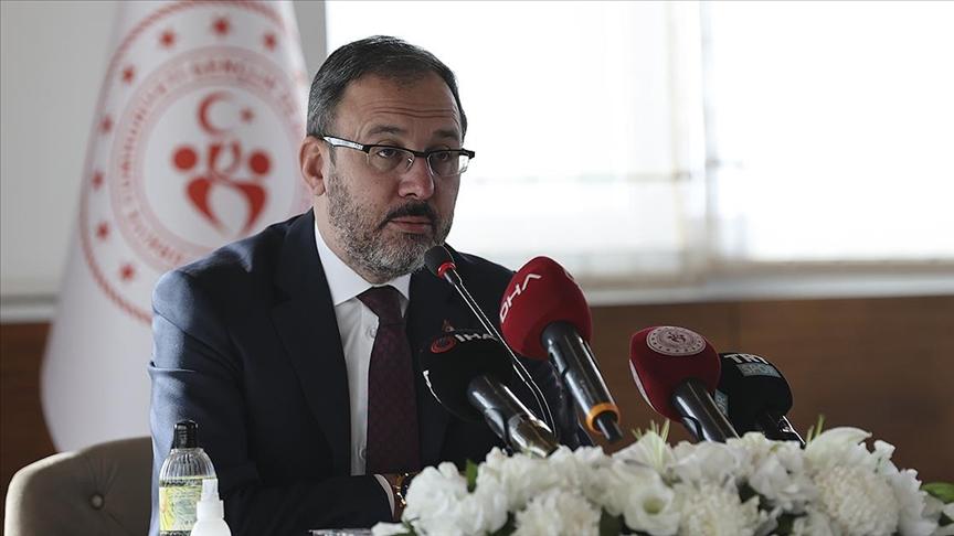 Bakan Kasapoğlu'nun Kovid-19 testi pozitif çıktı!