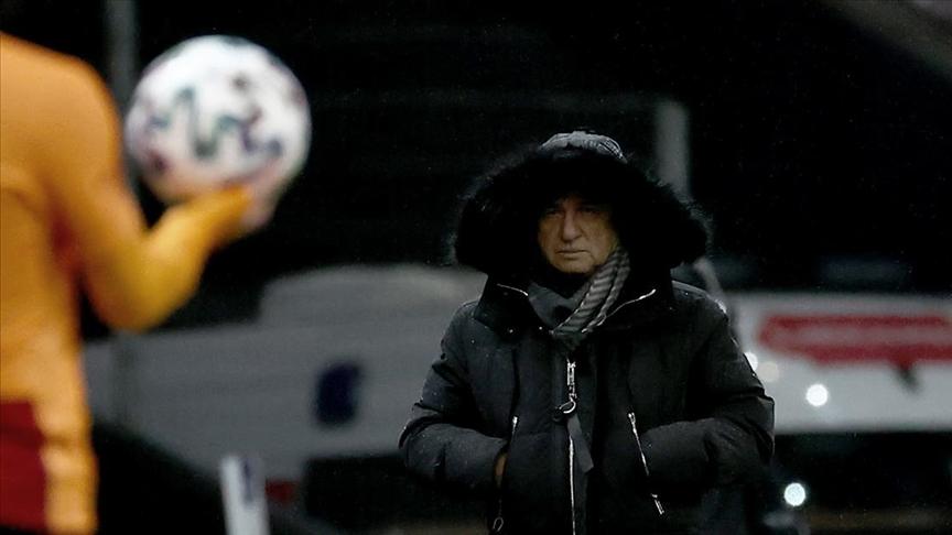 Fatih Terim, Galatasaray'da 8 bininci gününü yaşadı