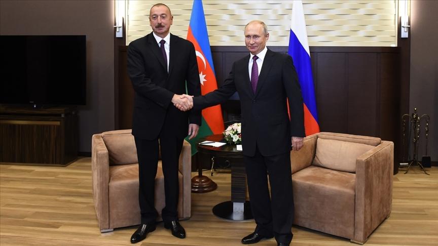 Putin, Aliyev ve Paşinyan Dağlık Karabağ konusunu görüşecek
