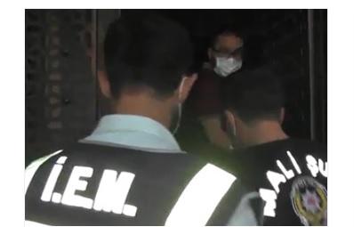 'İST. merkezli sahte altında tutuklamalar'