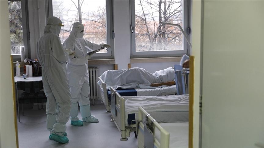 7 bin 550 kişinin Kovid-19 testi pozitif çıktı, 168 kişi hayatını kaybetti!