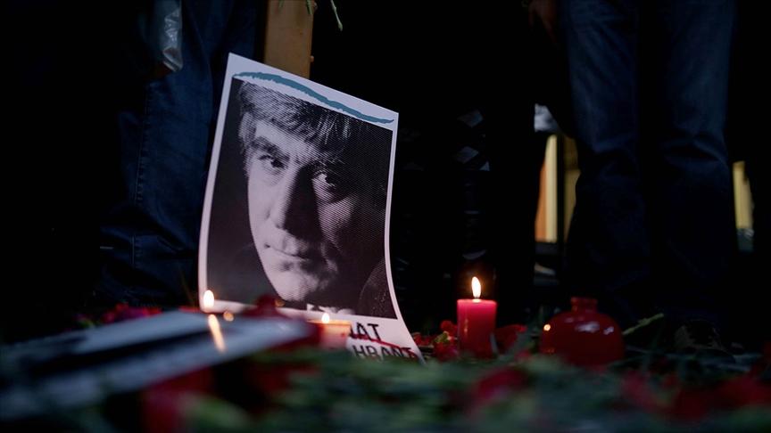 Hrant Dink cinayeti 14. yılında!