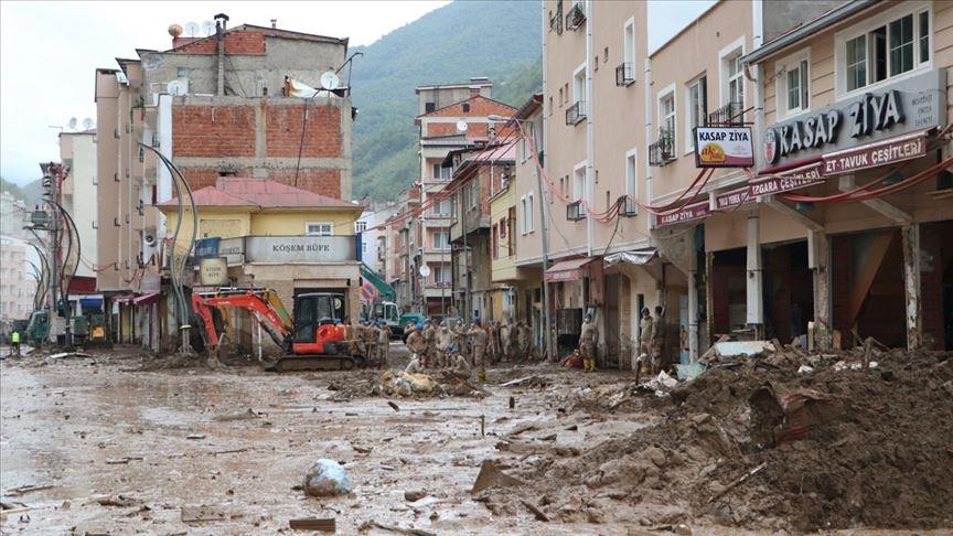 Türkiye'de 2020 yılı 984 ile en fazla ekstrem hava olayının yaşandığı yıl oldu