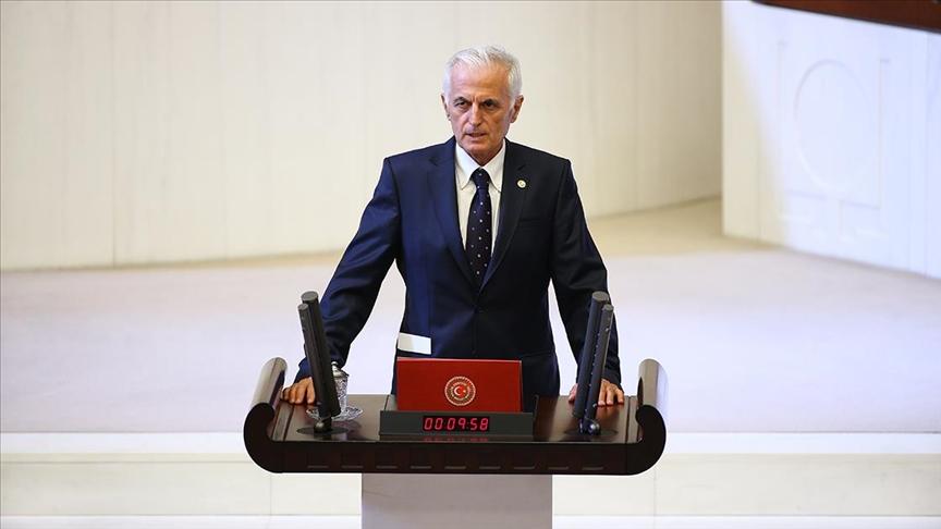 İYİ Parti Milletvekili Kabukcuoğlu'ndan, 'kuraklığa karşı yağmur suları depolansın' önerisi