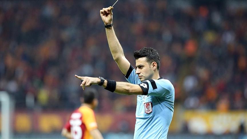 Süper Lig'de 21. hafta maçlarını yönetecek hakemler açıklandı!