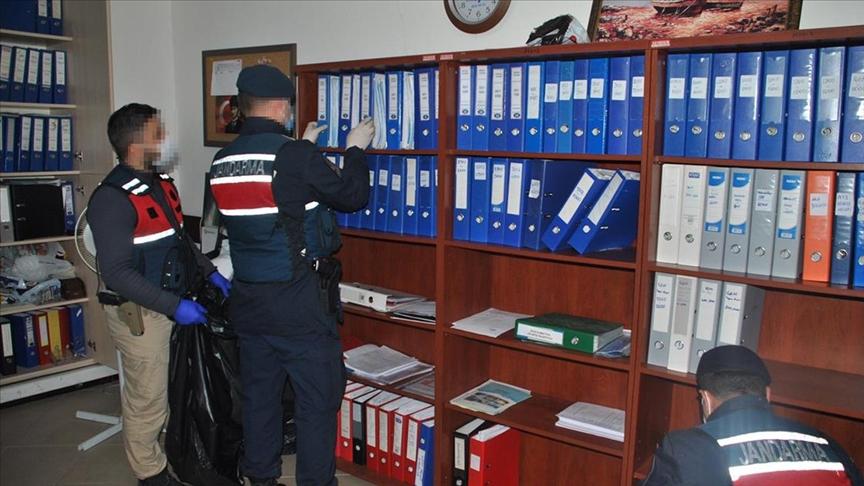 Afyonkarahisar'da organize suç örgütüne yönelik operasyon