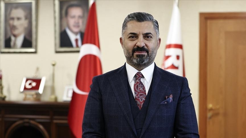 RTÜK Başkanlığı'na EBUBEKİR ŞAHİN yeniden seçildi!