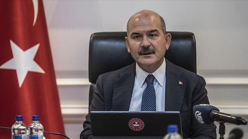 Soylu: Vali ve kaymakamlarımıza militan diyen Kılıçdaroğlu hakkında suç duyurusunda bulunacağız