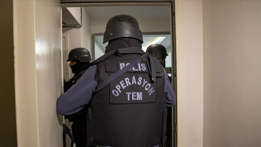 58 ilde DEAŞ operasyonunda 126 şüpheli yakalandı!