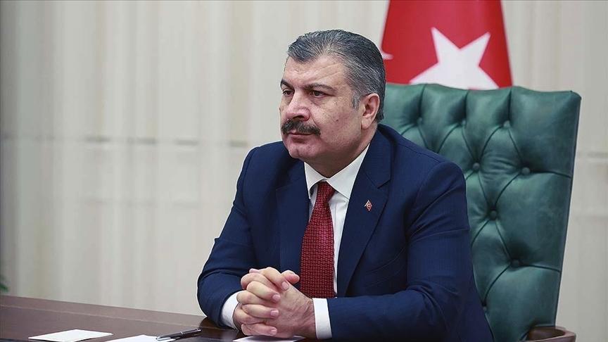 Sağlık Bakanı Koca: Yarın sabahtan itibaren 75 yaş üzerindeki vatandaşlarımızı aşılamaya başlayacağız
