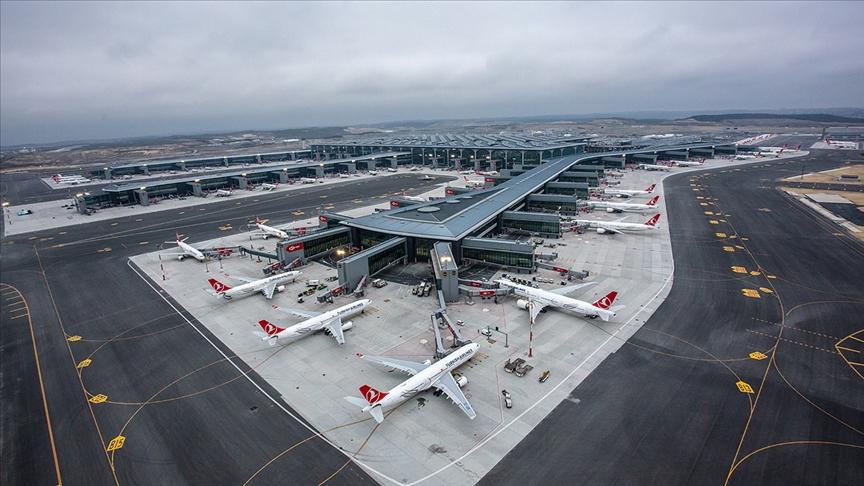 Türkiye 26 Ocak'ta uçuşlarda Avrupa'nın zirvesine çıktı!