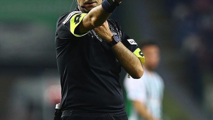 Süper Lig'de 22. hafta maçlarını yönetecek hakemler açıklandı