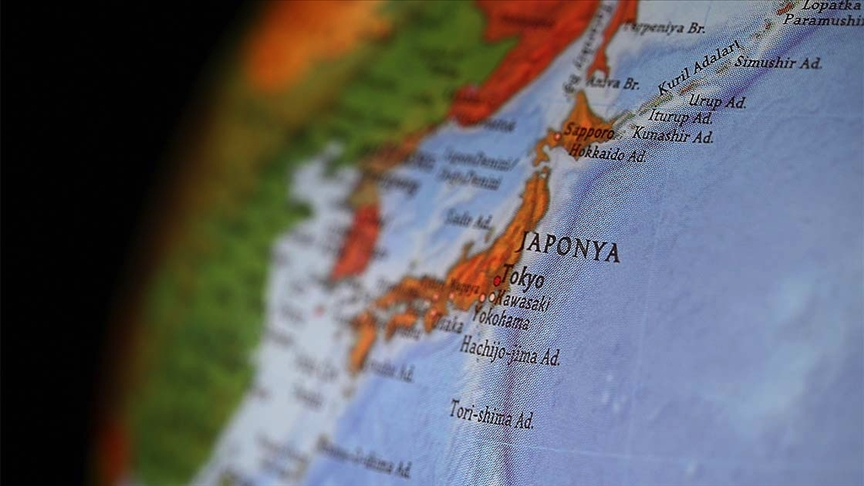 'JAPONYA'DA KORKUNÇ DEPREM'