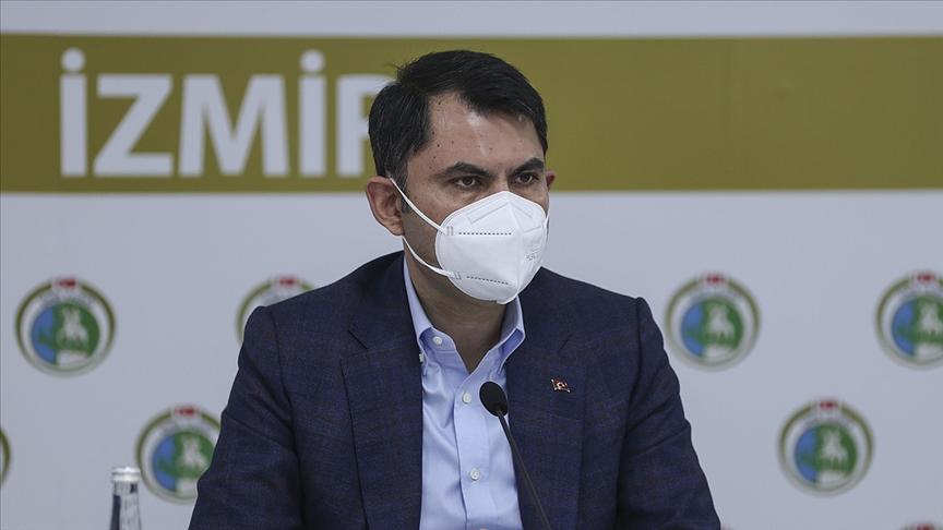 Çevre ve Şehircilik Bakanı Kurum'dan önemli açıklama