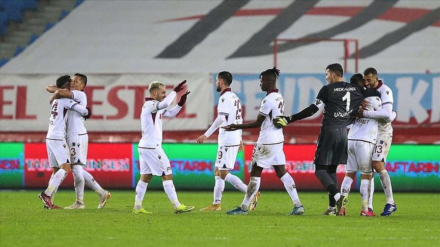 Trabzonspor'un Zirve İnadı