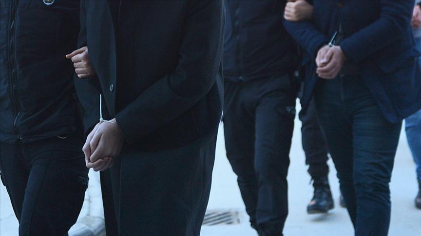 Edirne merkezli 11 ilde FETÖ'nün mahrem yapılanmasına soruşturma