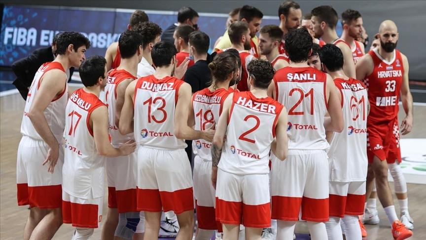 A Milli Basketbol Takımı, elemeleri galibiyetle tamamladı!