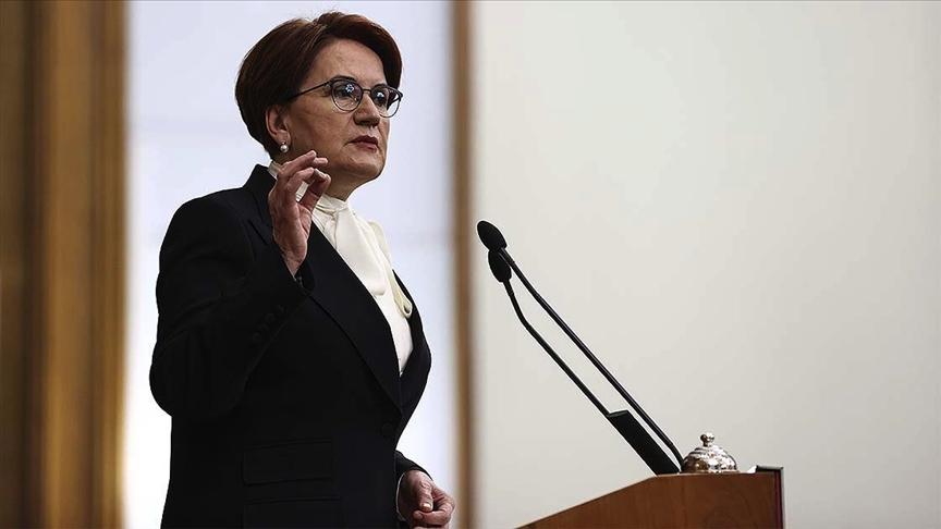 Akşener: İYİ Parti, hakkını arayan her kadının daima yanında olacaktır