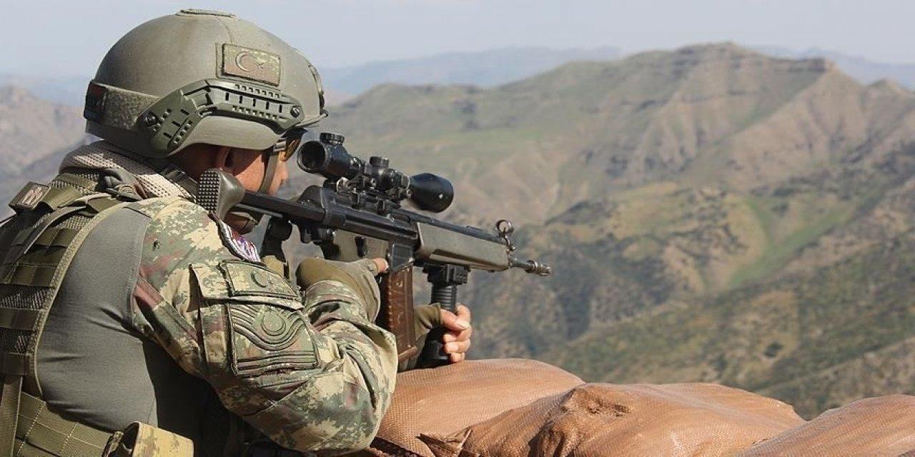 İçişleri Bakanlığı'nca 'Eren-11 Sehi Ormanları Operasyonu' başlatıldı!