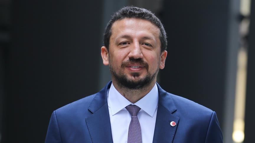 Türkoğlu: Geleceğimizin iyi yolda olduğunu söyleyebiliriz