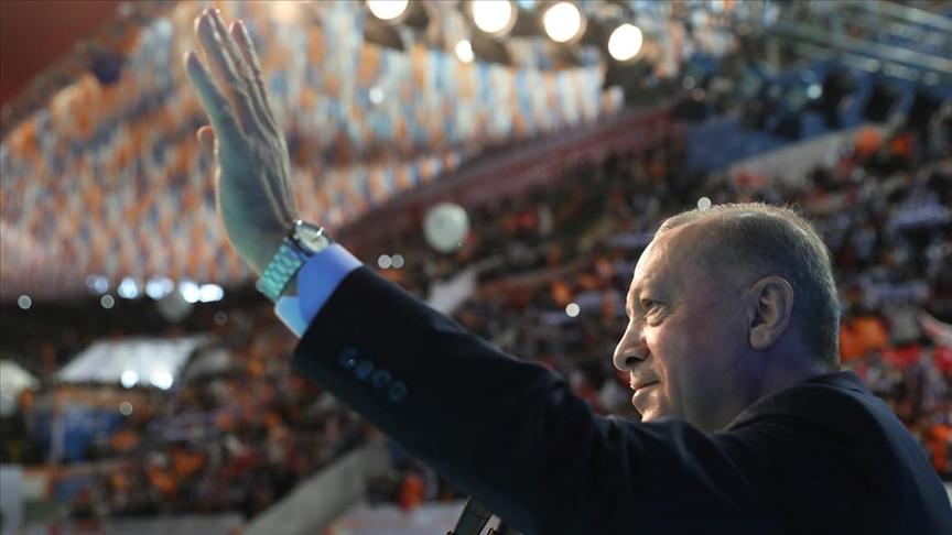 AK Parti'de 7. Olağan Büyük Kongre için geri sayım başladı!