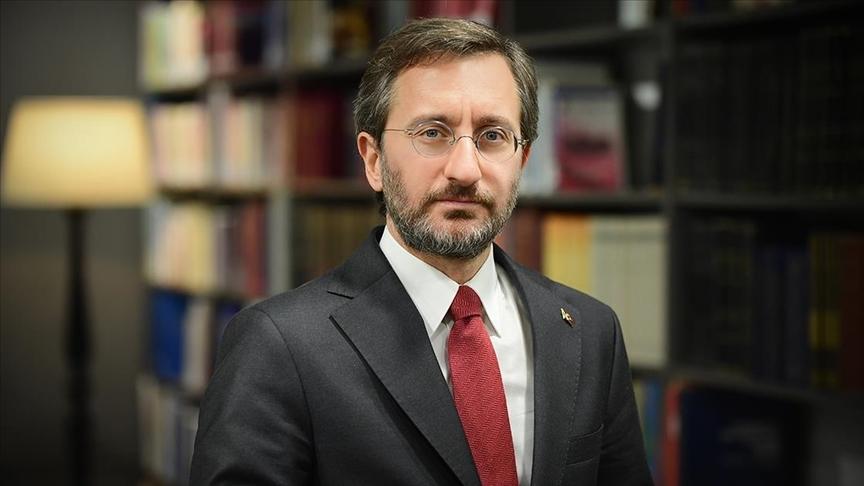 Cumhurbaşkanlığı İletişim Başkanı Altun: Ermenistan'da yaşanan son gelişmelerden derin endişe duyuyoruz