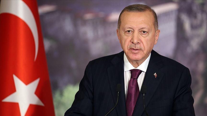 Erdoğan: Hocalı'da hunharca katledilen Azerbaycanlı kardeşlerimizi rahmetle yad ediyorum