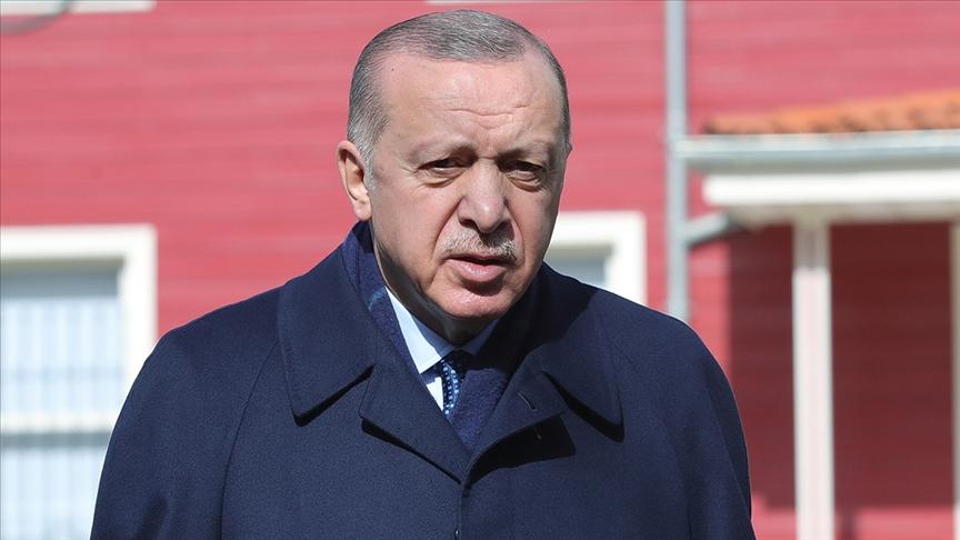 Erdoğan: (Ermenistan) Biz darbenin her türlüsüne karşıyız