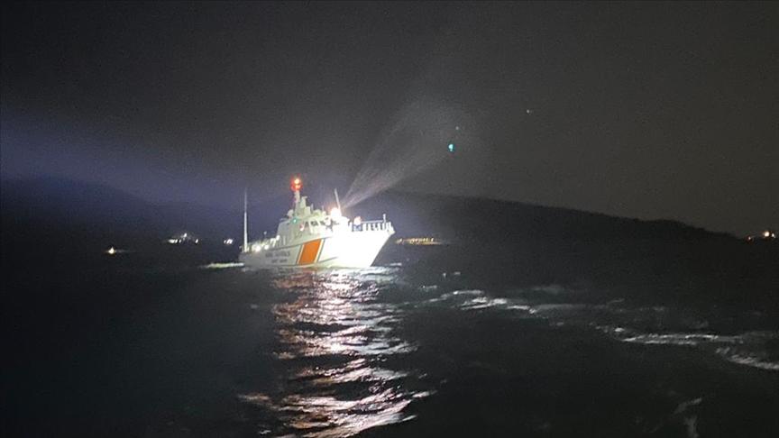 Gökçeada açıklarında batan teknedeki kişilerin kimlikleri belirlendi