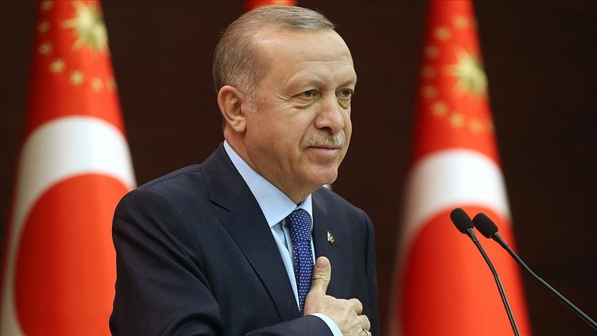 Dünya liderleri Cumhurbaşkanı Erdoğan'ın doğum gününü kutladı