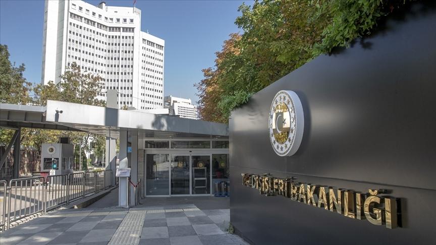 İran'ın Ankara Büyükelçisi Ferazmend, Dışişleri Bakanlığı'na çağrıldı!