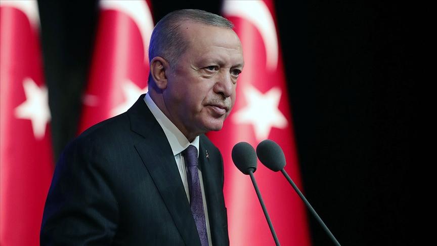 Erdoğan: Afganistan'daki gelişmeler bölgenin güvenlik ve istikrarıyla da yakından ilişkilidir