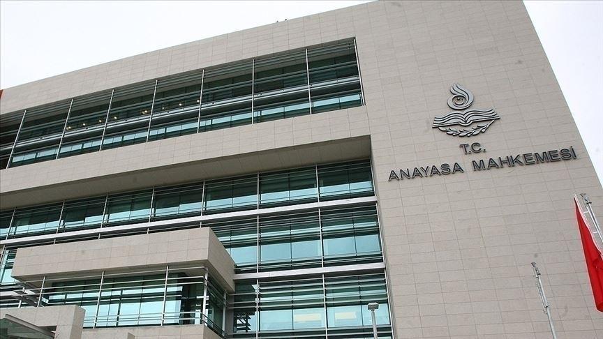 Anayasa Mahkemesi'nin siyasi parti mali denetimleri Resmi Gazete'de yayımlandı