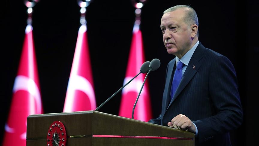 Cumhurbaşkanı Erdoğan İnsan Hakları Eylem Planı'nı açıklayacak!