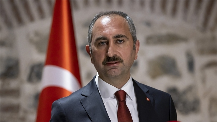 Adalet Bakanı Gül, İnsan Hakları Eylem Planı için Cumhurbaşkanı Erdoğan'a teşekkür etti