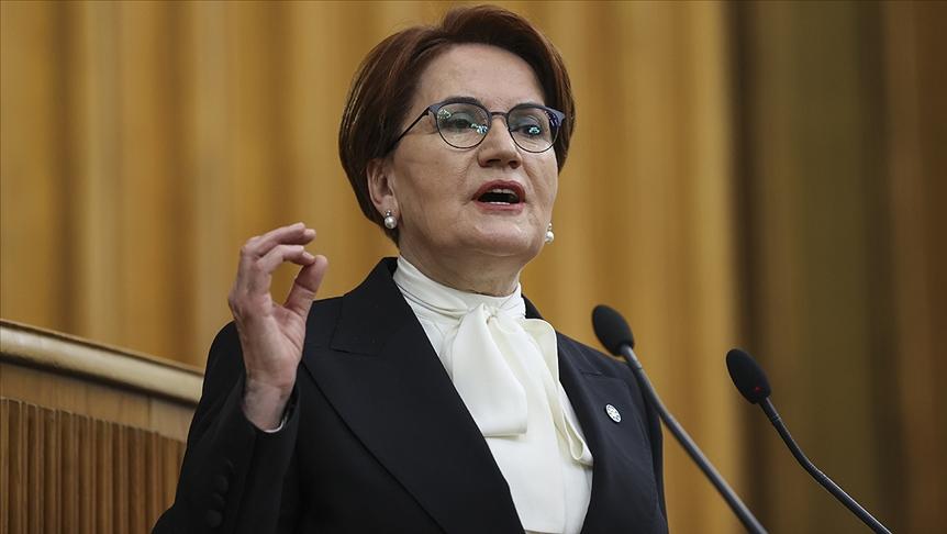 Akşener: İYİ Parti, Türk yargısının hazırladığı fezlekeye bakar, gereği neyse onu yapar