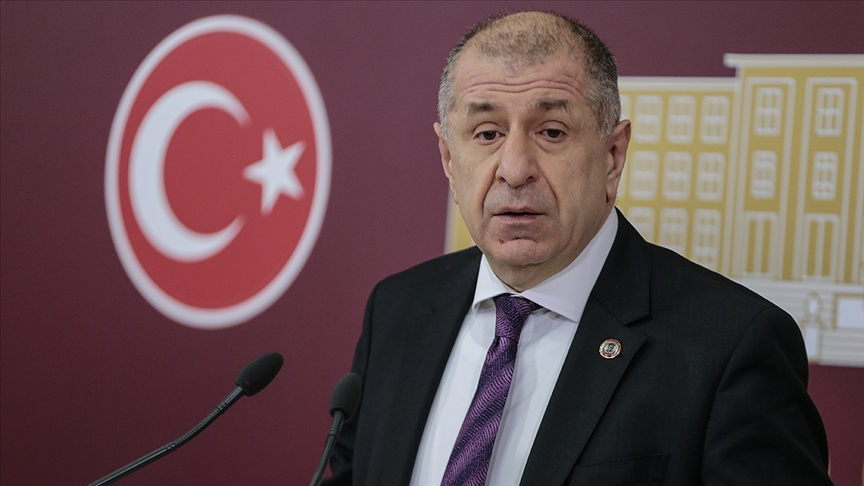 İYİ Parti Milletvekili Ümit Özdağ partisinden istifa etti!