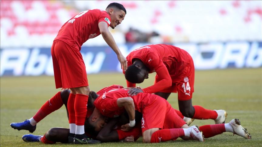 Sivasspor, son 5 maçında yenilgi yüzü görmedi!